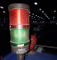 8wd44 Signaling Columns Continuous Light Element Green