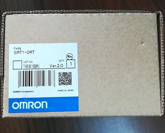 Omron Grt1 Series Module PLC with 2 Inputs of Automation and Safety