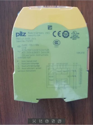 Pilz Safety Relay Pnoz S3