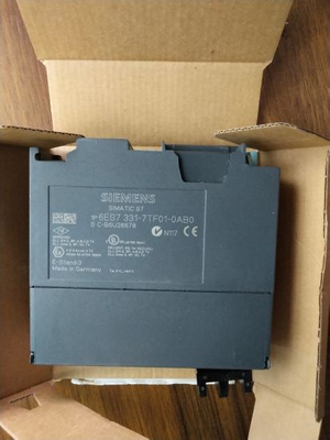 Siemens Analog Input Module with Hart 6es7331-7TF01-0ab0