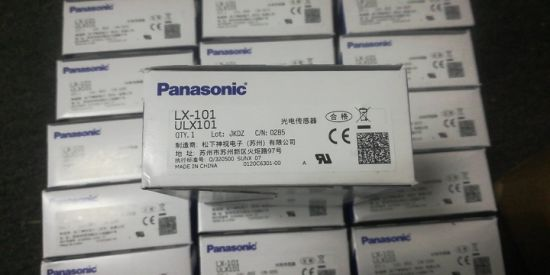 Panasonic Digital Color Marker Sensor [Built-in Amplifier] Lx-101
