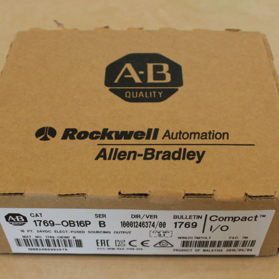 Rockwell Output Module 1769-Ob16p