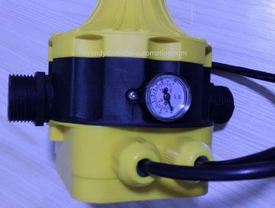 Adjustable Pressure Switch Water Pump
