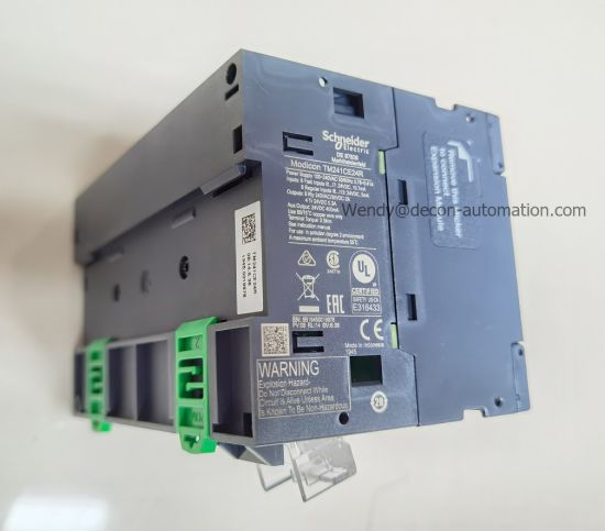 Hot Sale Schneider Programmable Logic Controller TM241ce24r