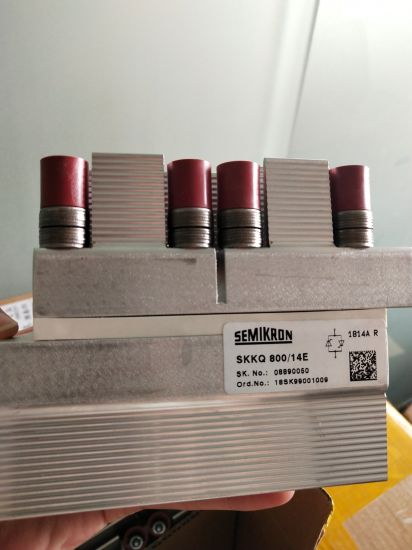 Semikron Thyristor with Model Skkq800/14e Hot Sale