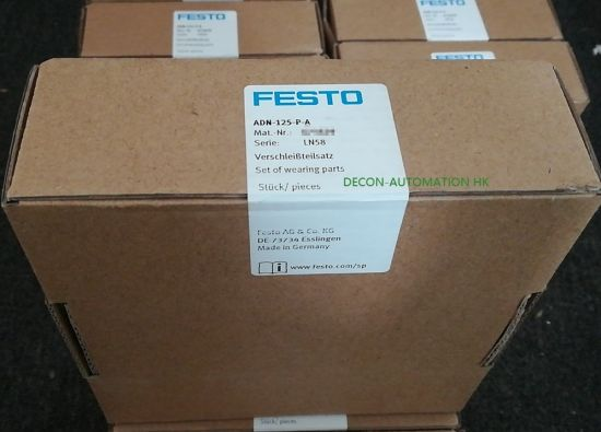Cylinder Wearing Parts Kit of Pneumatic System Festo Adn-125-P-a