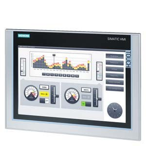 Siemens Tp1200 Series HMI 6AV2124-0mc01-0ax0 Touch Screen