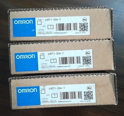 Omron PLC Module Grt1-ID4-1 with 4 Outputs