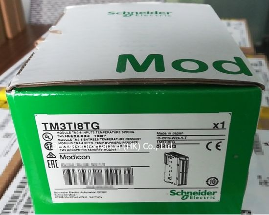 Schneider Electric Modicon TM3 Module TM3ti8tg with 8 Inputs