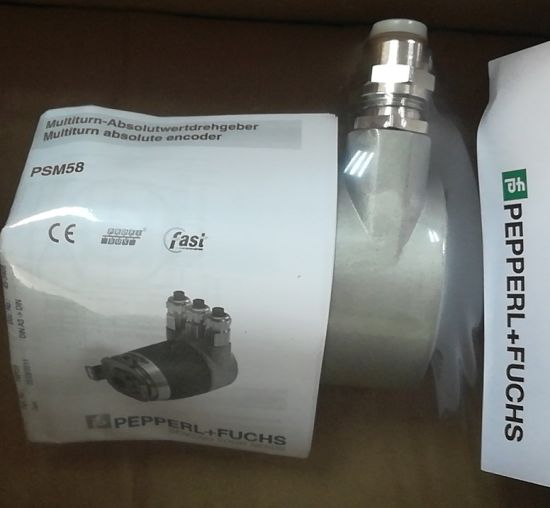 Pepperl Fuchs Rotary Encoder Psm58n-F1aagr0bn-1213 for Mechanical Engineering
